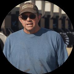 farmer testimonial for BT Choppers