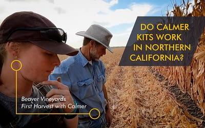 Northern California Farmer Recommends Calmer Kits